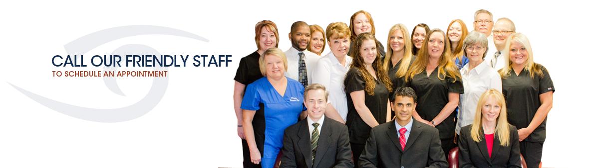 Comprehensive Eye Care, Pediatric Eye Care, Dry Eye Care