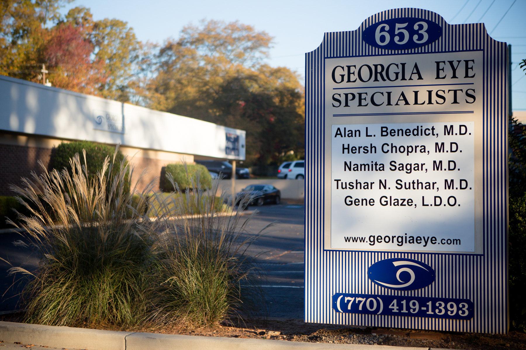 Georgia Eye Specialists | 653 Cherokee Street | Marietta, GA 30060