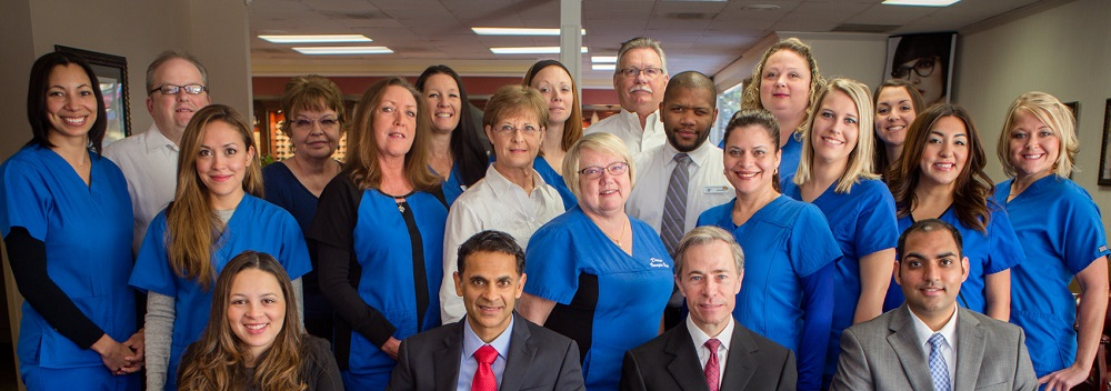 Georgia Eye Specialists caring staff