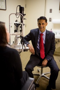 Georgia Eye Specialists' friendly doctors