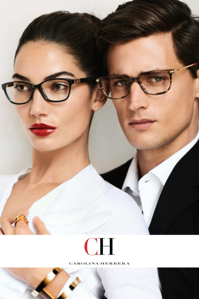 Get your Carolina Herrera frames at Georgia Eye Specialists